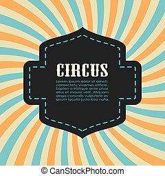 cirque, spirale, fond