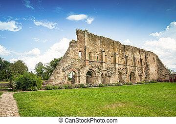 cistercian, carta, abbaye