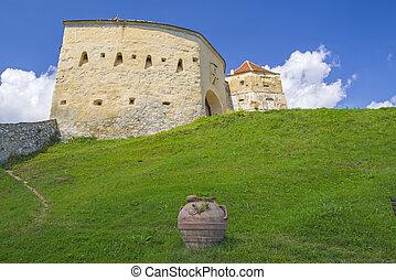 citadel, historisch, ingang