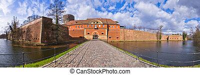 Citadel in Spandau, Berlin, Germany