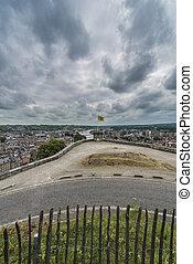 Citadel of Namur in Walloon Region, Belgium - Citadel or ...