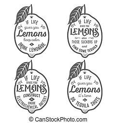 citation, motivation, citrons, sur