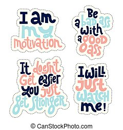 citations, motivation, fitness