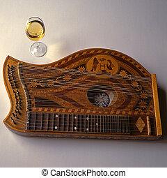 citera, musik