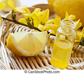 citroen, essentie