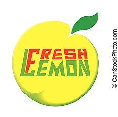 citroen, verlof, achtergrond, logo, fris, witte