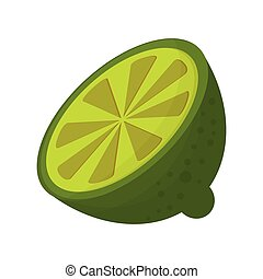 citron, frukt, citronsyra, isolerat