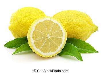 citron, juteux