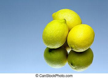 collage l vitation citron jaune miroir image citron image de stock recherchez photos. Black Bedroom Furniture Sets. Home Design Ideas