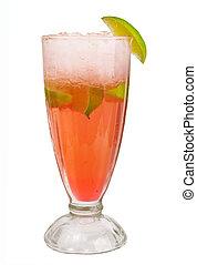 citrus, baie, cocktail