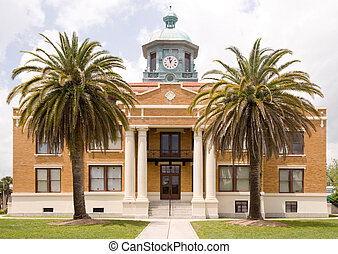 Citrus County Florida Courthouse - Citrus County Courthouse,...