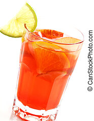 citrus, frais, cocktail