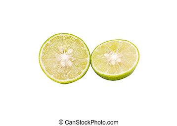 Citrus lime fruit