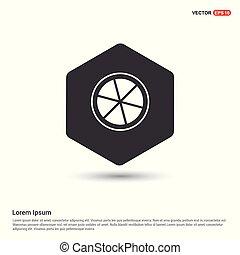 Citrus Slice Icon