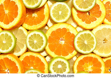 citrus' slices