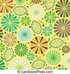 citrus, vector, achtergrond