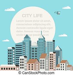 città, appartamento