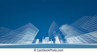 città, concetto