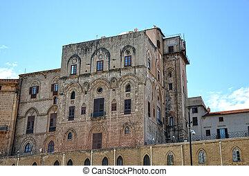 Città di Palermo, Sicilia - Italia