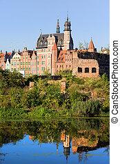 città, gdansk