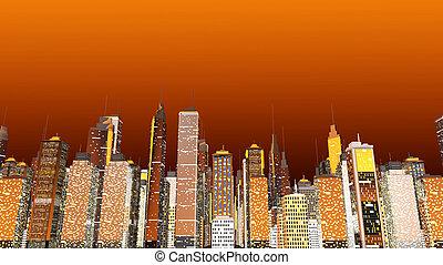 città grande