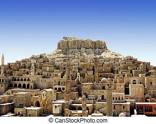 città, medievale