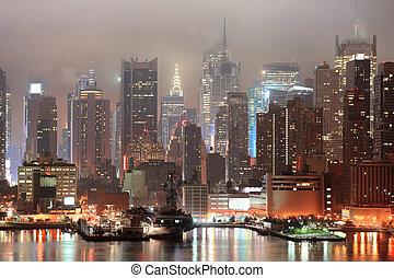 città new york, manhattan