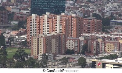 City Aerial, Urban, Neighborhoods