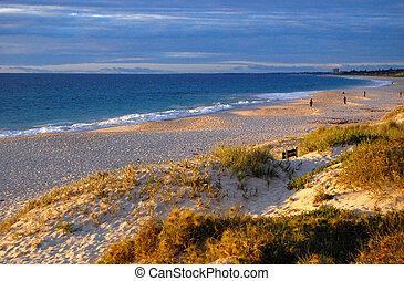 City beach, Perth, Western Australia