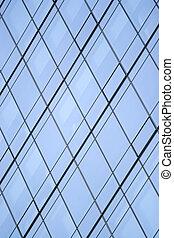 City Building Windows