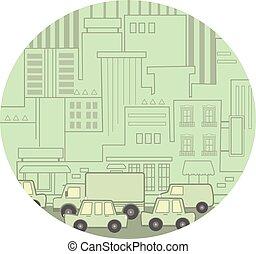 City Clip-art
