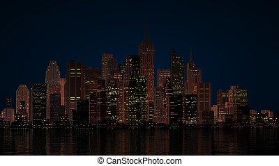 city concept