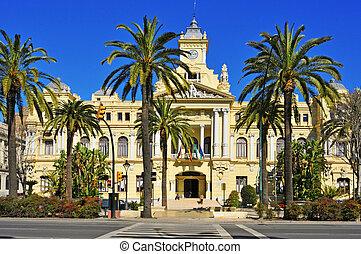 City Council of Malaga, Spain
