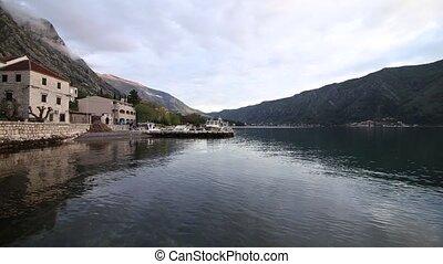 """City """"Dobrota"""" in the Bay of Kotor"""