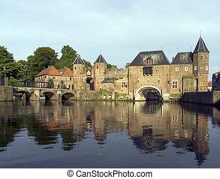 City gate 3 - City gate, Amersfoort, Holland