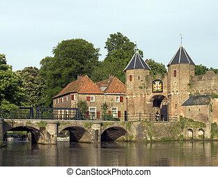 City gate 4 - City gate, Amersfoort, Holland
