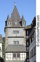 City Gate - City gate of Bacharach (Germany)