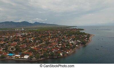 City Gilimanuk. Bali,Indonesia.