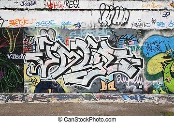 city graffiti 3