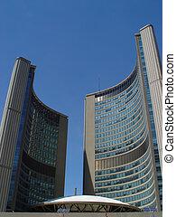 City Hall (1) - City Hall. Toronto, Canada