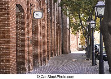 City Hall- Alexandria, VA - Alexandria, Virginia City Hall,...