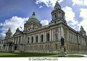 City Hall, Belfast Northern Ireland - Beautiful Picture of ...