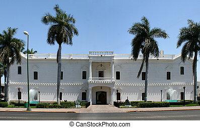 City Hall Culiacan - Culiacan, Sinaloa, Mexico city hall