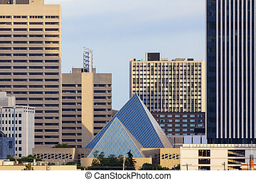 City Hall in Edmonton