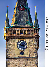 City Hall in Prague