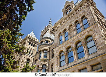 City Hall in Salt Lake Utah