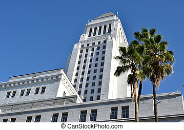 City Hall Los Angeles California