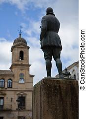 City hall of Alcala la Real, Spain