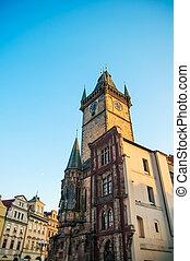 City Hall of Prague