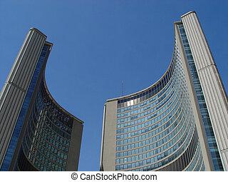 City Hall. Toronto, Canada